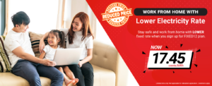 Lower Electricity Rate