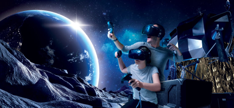 Best Cinematic Experience In Virtual Room