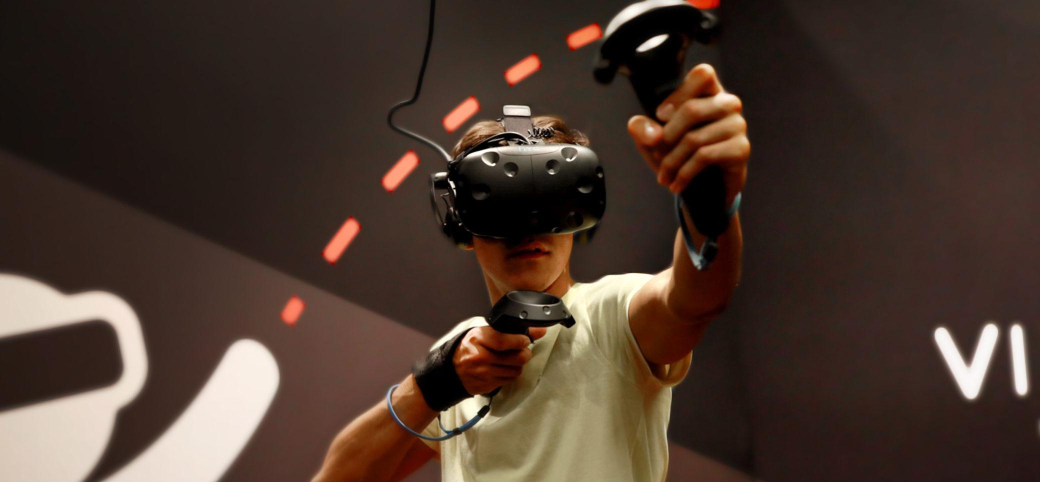 Inside Virtual Room Singapore