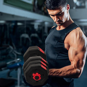 Bicep Curl With Watmaid Weight Dumbbells