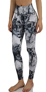 Stylish Of ODODOS High Waist Out Pocket Yoga Shorts