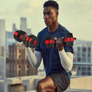 Circuit Training With Watmaid Weight Dumbbells