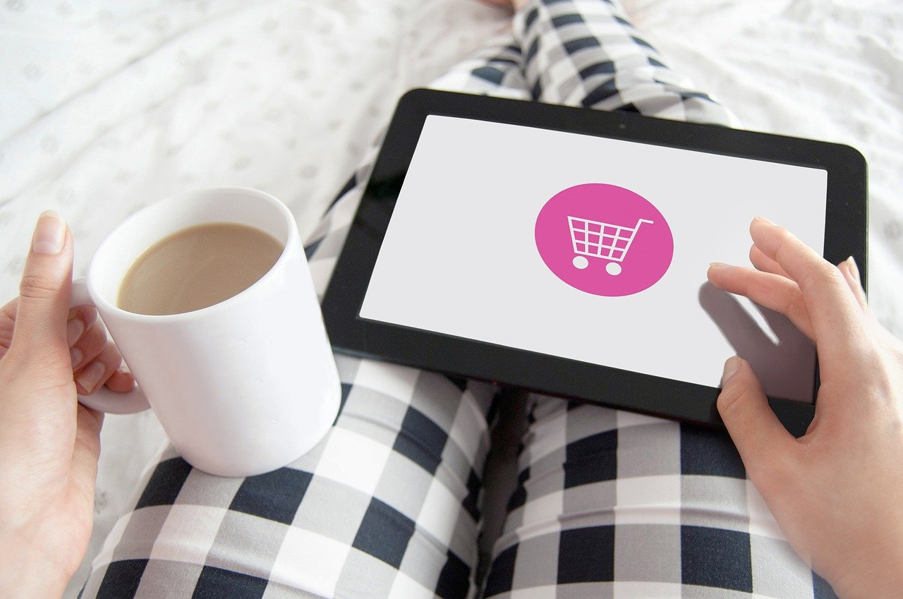 Fire 7 Tablet For shopping, online, e-commerce