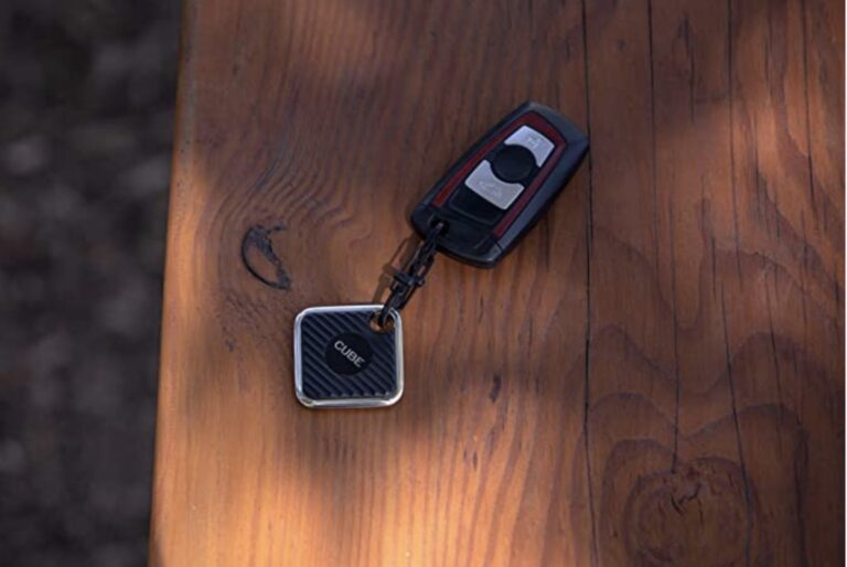 Bluetooth Cube Tracker To Find Your Important Item