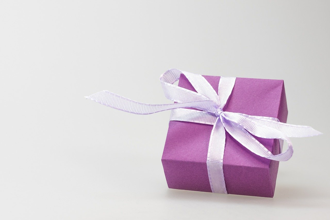 gift, made, surprise