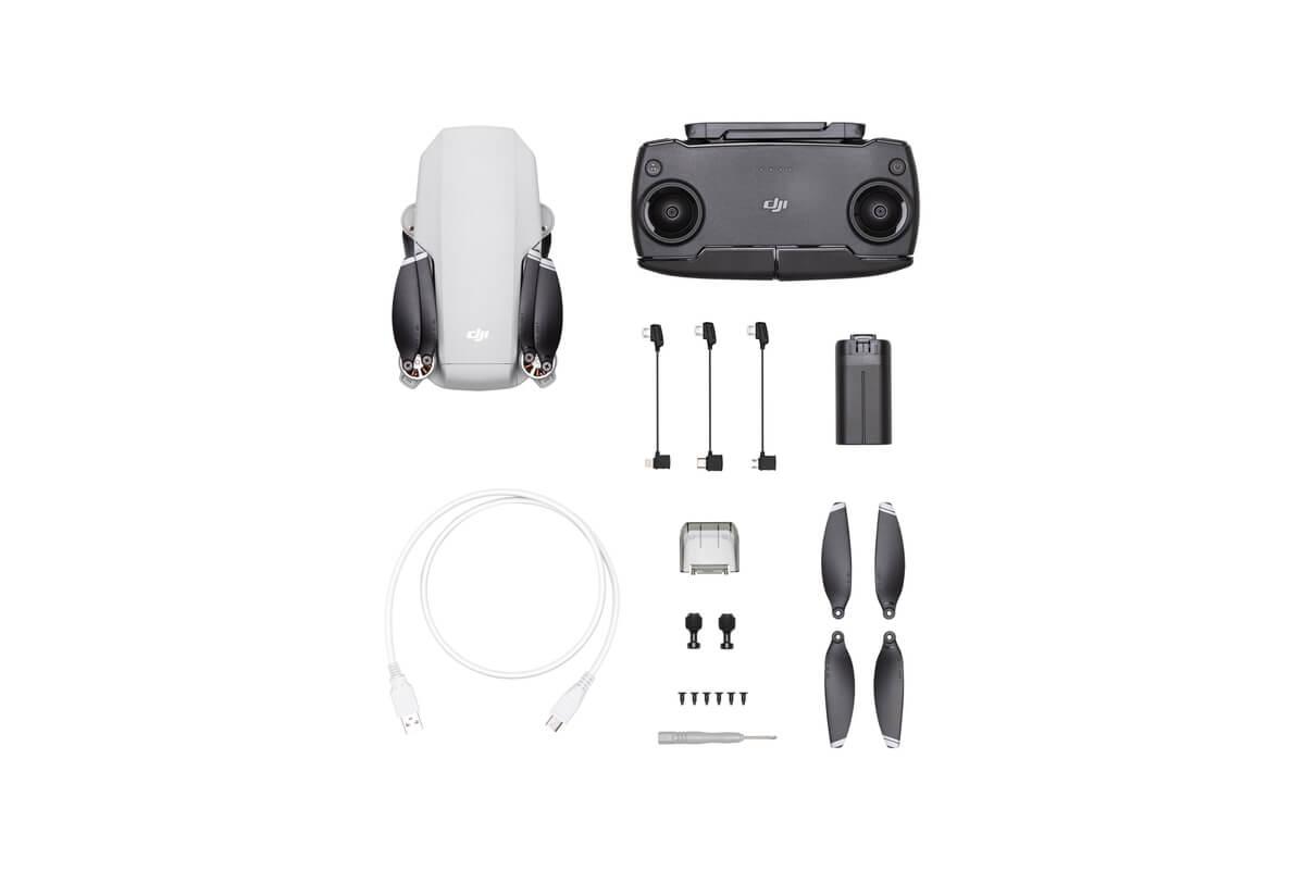 Mavic Mini Drone Specs