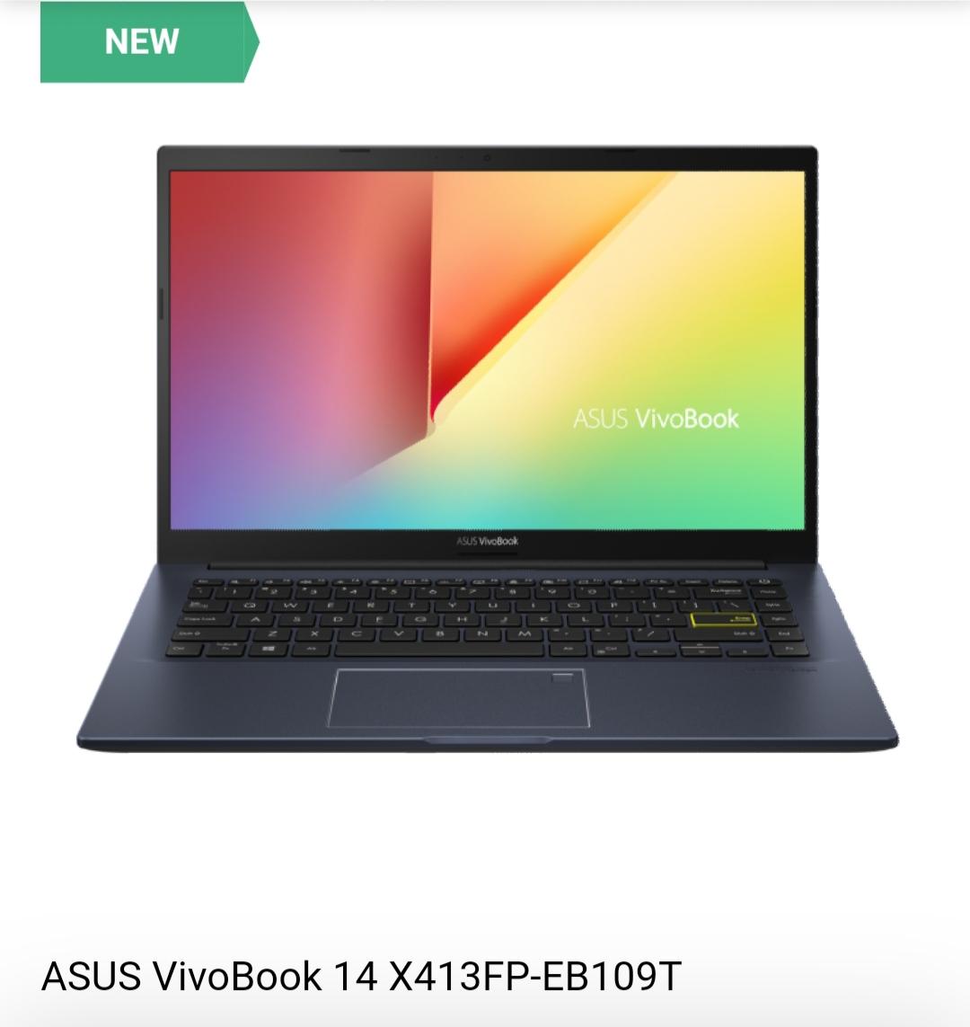 Asus VivoBook 14x413FP Main view