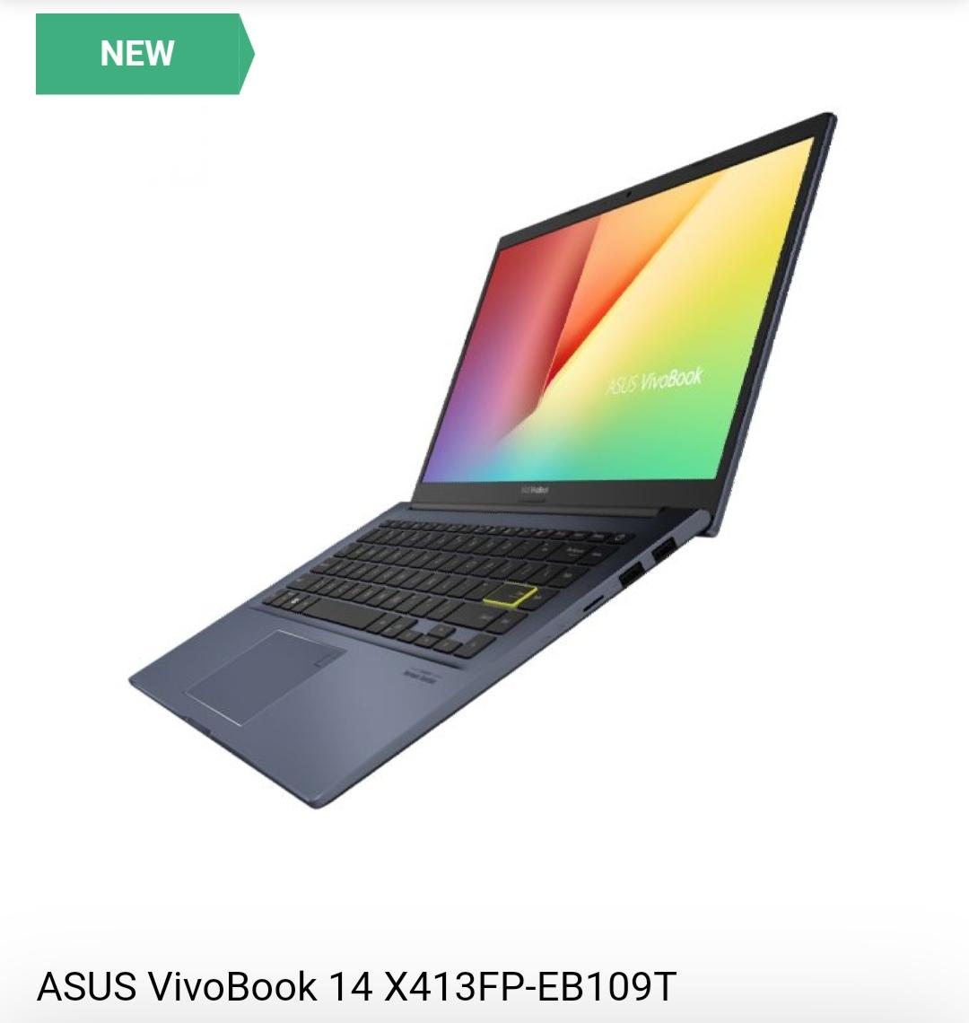 Asus VivoBook 14x413FP-EB109T