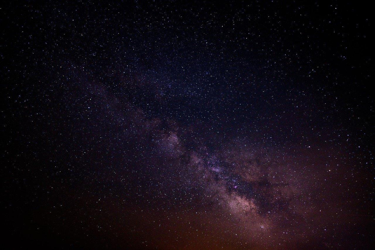cosmos, dark, galaxy