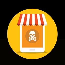 Shopping App Scam