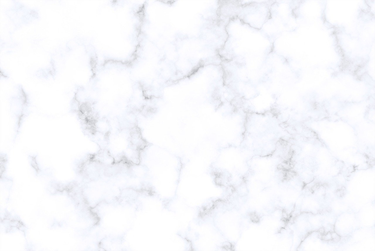 marble, texture, white