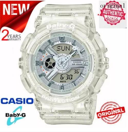 Casio BABY G BA-110CR-7A Women Sport Watch