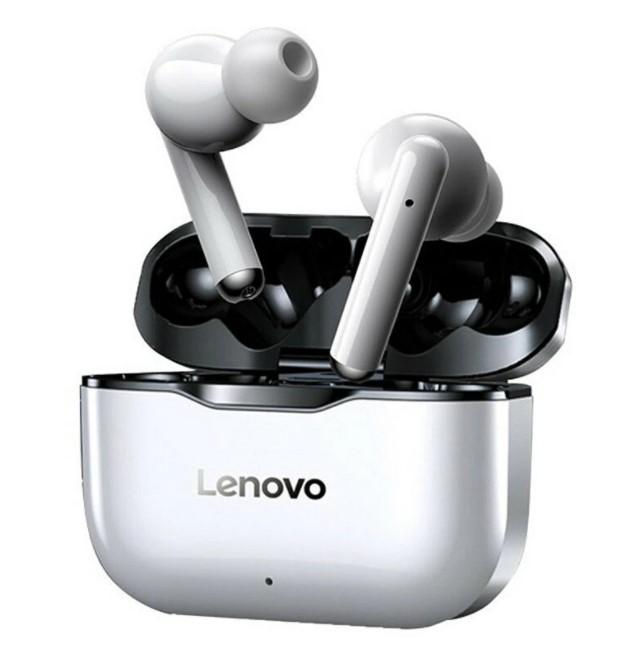 NEW Lenovo LP1 TWS bluetooth Earbuds IPX4 Waterproof Sport Headset