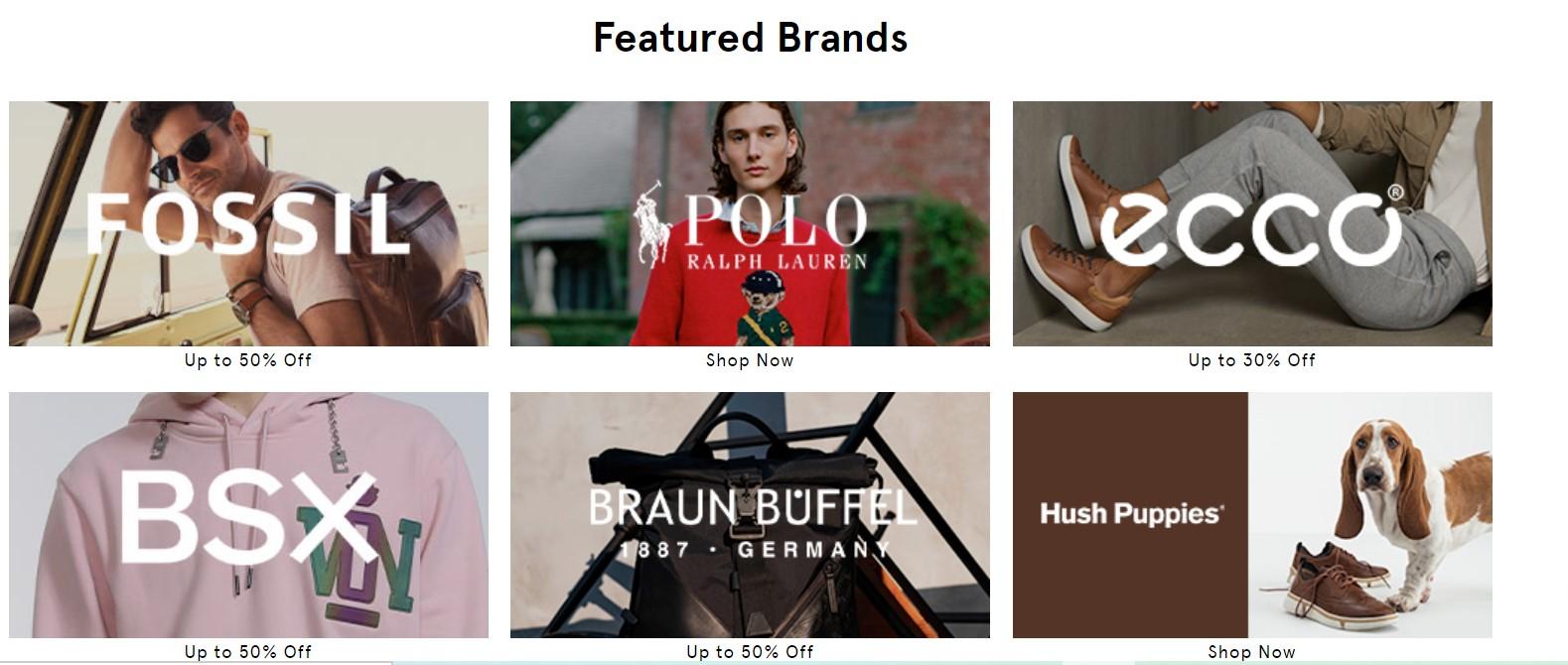 Zalora big brand sales