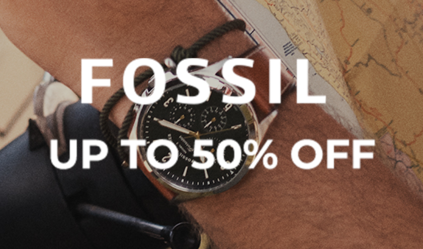 fossil sales