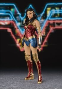 Wonderwoman standing