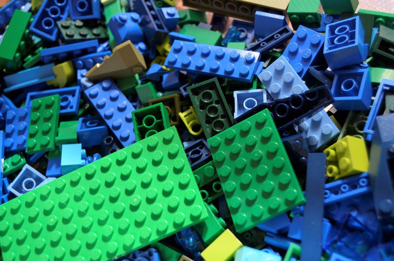 lego, bricks, building