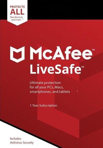 Mcafee Livesafe Protection