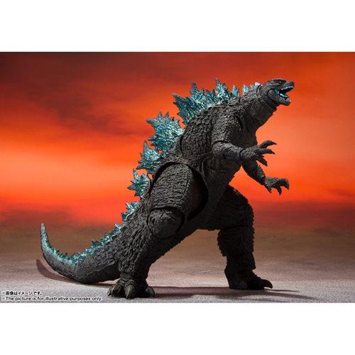 Godzilla roar action figure