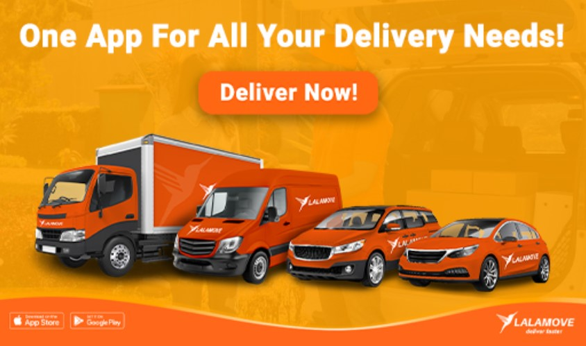 Lalamove Delivery Services