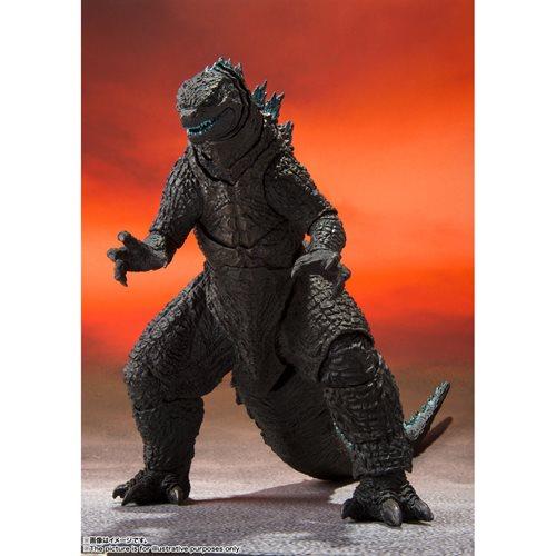 godzilla action figure standing