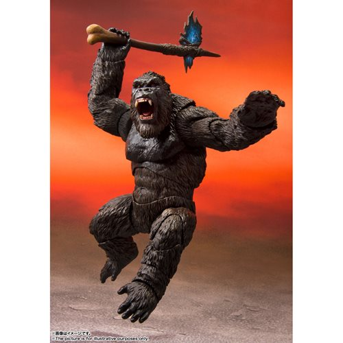kingkong attack action figure