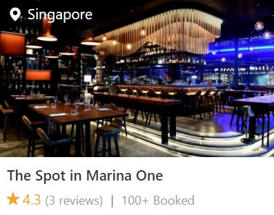 The Spot In Marina One