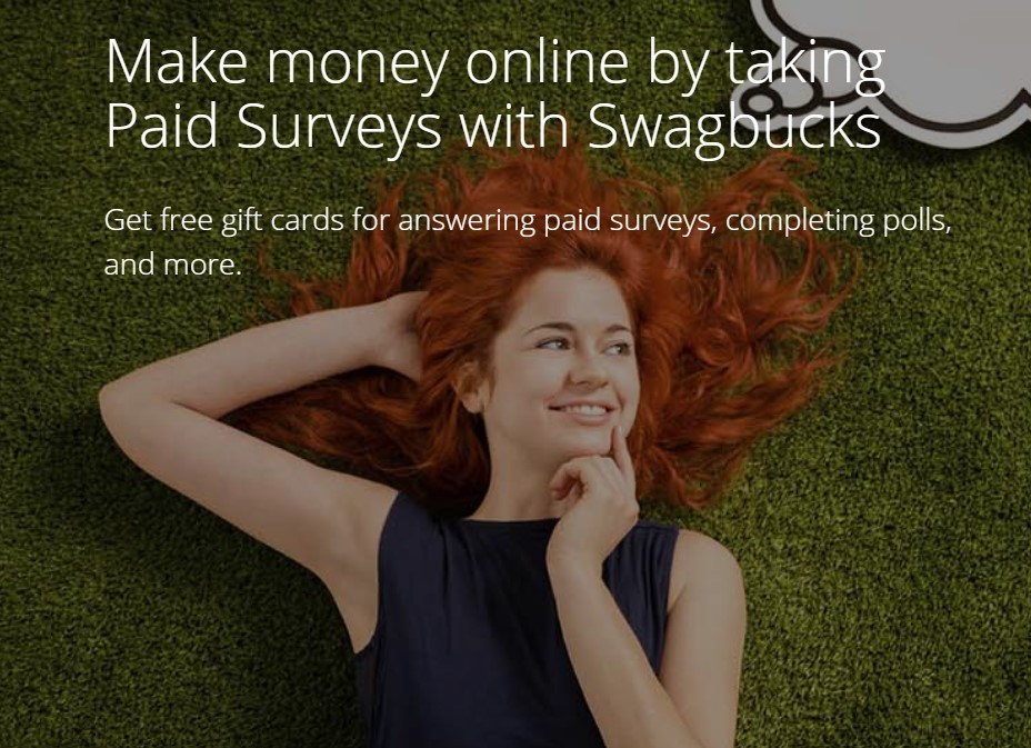 Make Money Online With Swagbuck
