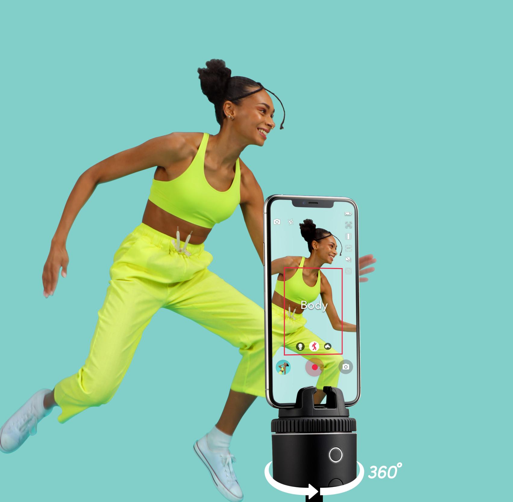 Pivo Shoot On Fitness Girl