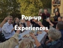 Pop Up Experiences