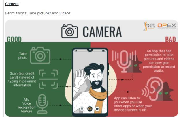 Intrusive Mobile Apps